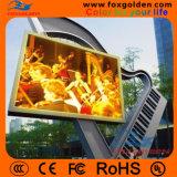 Heiße Verkaufs-hohe Helligkeit farbenreiche im Freien Bildschirmanzeige LED-P10