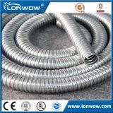 Pipe électrique flexible étanche de conduit