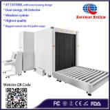 Les bagages scanner avec générateur de rayons X à partir de US faite de rayons X du scanner de sécurité pour le fret de grande taille