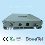 Amplificatore intelligente a due bande senza fili di GSM 900MHz & di WCDMA 2100MHz