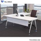 Scrivania esecutiva della scrivania della mobilia poco costosa standard di pietra di marmo artificiale della scrivania