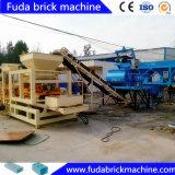 Alta capacidad de concreto automática máquina bloquera Clinder