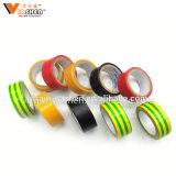 Impreso personalizado rollo Jumbo Waterproof aislamiento de PVC cinta eléctrica