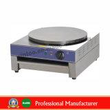 最高と評価された食糧機械Singelのステンレス鋼の電気クレープ機械