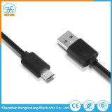 Micro cavo personalizzato del caricatore di dati del USB di lunghezza 5V/2.1A