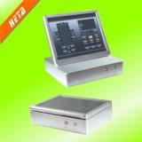 Uso Home mini 2 em 1 restauro de Lipo Hifu da idade do ultra-som anti que Slimming a máquina para o cuidado de pele