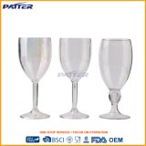 Чашка вина партии Гуанчжоу Mdae быстрой поставки ровная пластичная