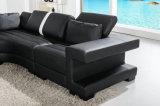 Disegno domestico di modo della mobilia per il sofà 8055# stabilito del cuoio del salone