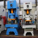 Jh21 Máquina de prensa elétrica automática de puncionar U máquina de aço