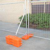 Una rete fissa provvisoria dai 6 piedi, rete fissa provvisoria dell'Australia