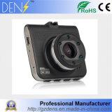 2.2 câmara de vídeo cheia do vídeo da came HD 1080P do traço da câmera DVR do carro do LCD da polegada