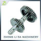 Asta cilindrica della rotella delle componenti del macchinario degli accessori automatici