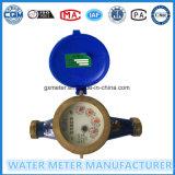 Mètre d'eau intelligent de gicleur multi en laiton du corps Dn20