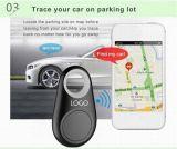 Allarme perso del mini Bluetooth 4.0 dell'inseguitore della Cina anti del bambino del raccoglitore di tasto di Keychain del cercatore indicatore di posizione di GPS