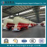 반 최신 판매 v 모양 대량 시멘트 유조선 트레일러