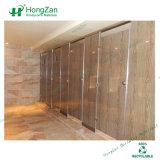 浴室の大理石の石造りの蜜蜂の巣の壁パネル