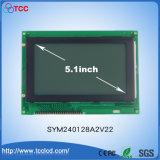 Grafische LCD Whit IC T6963c van de Module Sym240128A2V22 van de Punten LCM van de Vertoning 240X128