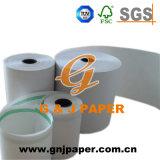 Papier blanc environnemental d'imprimante de position de courant ascendant à vendre
