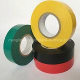 Glänzendes elektrisches Belüftung-Isolierungs-Band im Protokoll Rolls