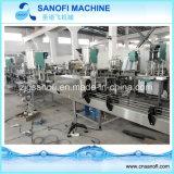 Agua mineral de tipo lineal máquina de envasado, las botellas de PET Máquina Tapadora De Agua