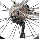 Dernière 27.5pouces 22vitesse dans le quartier chic de vélo de montagne Châssis en alliage de titane