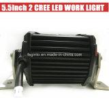 대중적인 20W 5.5inch LED 차 일 표시등 막대 (GT3300A-20W)