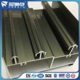 Elektrophorese-Aluminiumprofile ISO-Champagne für Windows/Türen