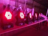 lumière principale mobile de la haute énergie DEL de 36X9w 3in1