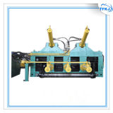 La presse hydraulique en métal pour le Fermer la fermeture éclair-Dessus peut la machine en aluminium de presse de rebut