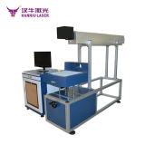 80W le tube de verre machine de marquage au laser CO2 pour 100*100mm zone de travail la gravure de matériaux non métalliques