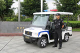 최신 판매 4 사람 전기 경찰은 차량을 경비한다