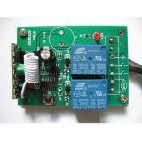 12V à 2 canaux de l'interrupteur à distance sans fil avec le code d'apprentissage