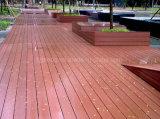 Le WPC Boards/PE planches de bois/bois/Bois de la plaque composite en plastique PE Flooring