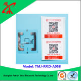 Pet impermeables ropa UHF RFID tags