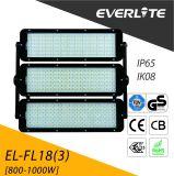 Stadio del LED che illumina l'indicatore luminoso di inondazione potente di 1000W LED esterno, IP66 indicatore luminoso di inondazione della palestra LED