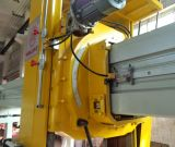 PLC-700, Pont de la machine de découpe laser avec fonction de coupe d'inclinaison de 45 degrés