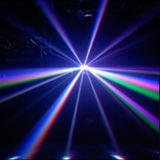 2X10W DMX 디스코 단계 나비 LED 효력 (LY-130N)