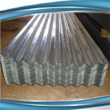 prezzo ondulato dello strato del tetto del metallo dello zinco di 0.13-0.8mm