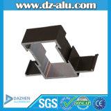Prix enduit de profil de guichet en aluminium de la poudre T5 de l'Afrique du Sud 6063 de par kilogramme