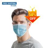 Desechables Mascarilla de protección civil de Venta Directa de Fábrica máscara puede OEM