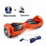 Самоката баланса собственной личности 2wheel Управлени рулем-Колеса скейтборда Hoverboard 6.5inch Bluetooth самокат 2017 Giroskuter электрического франтовского стоящего электрический