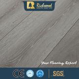 V Groove HDF AC4 Revêtement de sol stratifié en bois moulé en bois de vinyle importé