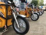 Triciclo de alta presión 600L de la limpieza