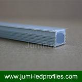 Profil d'Extrusions à LED encastré standard en U