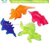 Plastic Speelgoed van de Dieren van de Verkoop van de fabriek het Grappige Elastische Kleverige