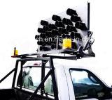 Truck Mount 12 Display Mode Traffic Arrow Placa de sinal para controle de trânsito e segurança rodoviária