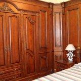 Доска потолка домашнего Clapboard панели стены мебели деревянного деревянная (GSP9-079)