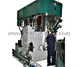 Misturador planetário do dispersador dobro para produtos da viscosidade