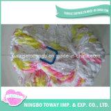 Высокая прочность перчатки плетение из полиэфирного волокна хлопка фантазии Пряжа - 2