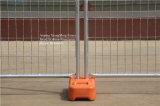 Rete fissa provvisoria resistente smontabile flessibile galvanizzata del cantiere (XMM-TF10)